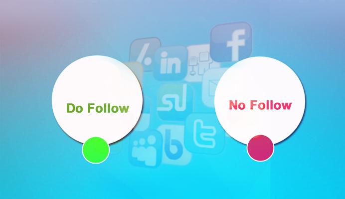 do follow vs no follow